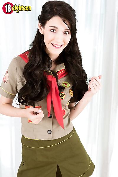 First sex in scout camp -..