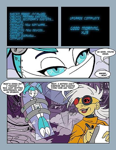 comic my life as a teenage..